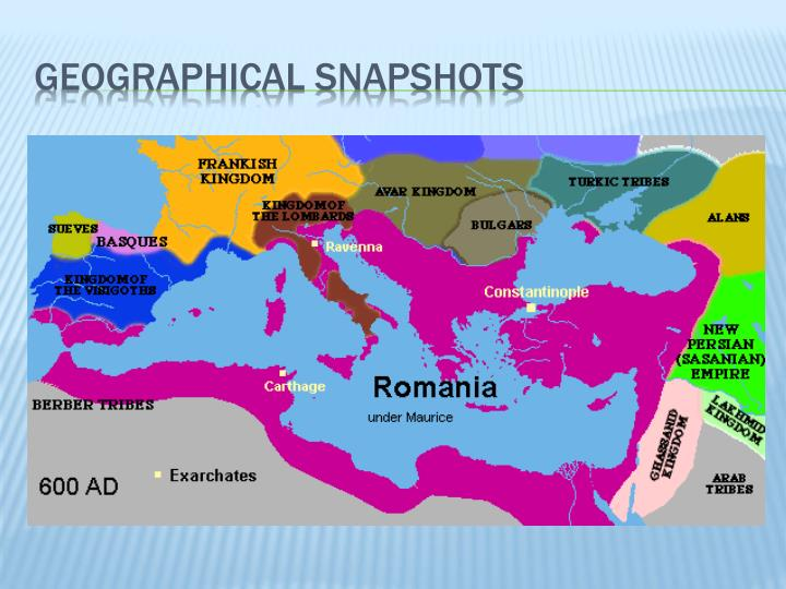 Geographical snapshots