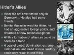 hitler s allies