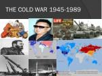 the cold war 1945 1989