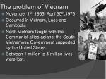 the problem of vietnam