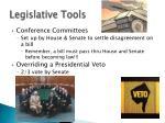 legislative tools1