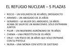 el refugio nuclear 5 plazas