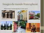 images du monde francophone1