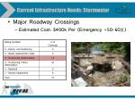 current infrastructure needs stormwater1