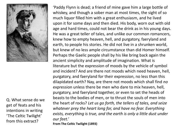 'Paddy