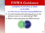 fhwa guidance10