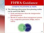 fhwa guidance11
