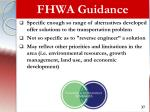 fhwa guidance15