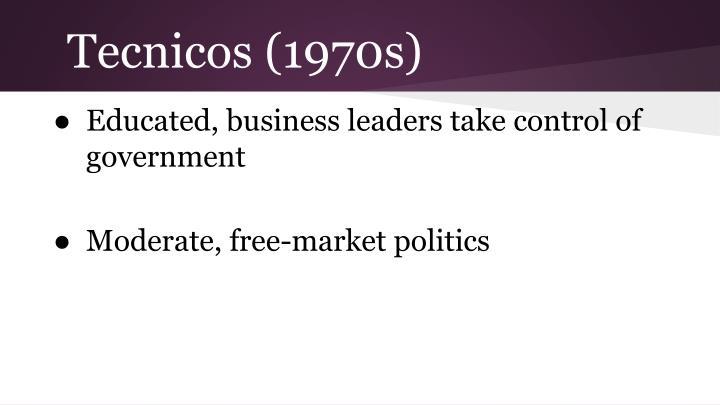 Tecnicos (1970s)