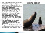 elder oaks