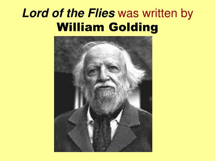 lord of the flies by william golding 6 essay William golding's lord of the flies illustrates the loss of innocence through various characters: jack, who in lord of the flies, golding writes of a pig's head, an island, and a fire that can have two very different meanings golding was born on september 19, 1911 in st columb minor, united kingdom.