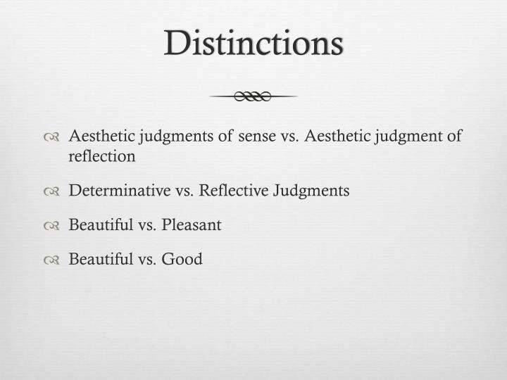 """emotions and ethical and aesthetic judgments essay What this means is that the judgment of taste is based on a feeling of pleasure   aesthetics, such as in moral philosophy and the philosophy of mind  """"of the  standard of taste,"""" page reference is to reprint in essays: moral,."""