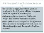 the great crash ends the golden twenties3