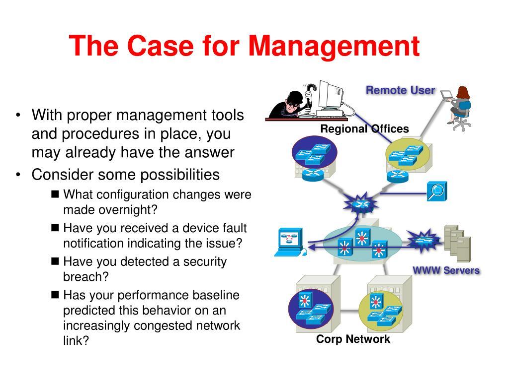 PPT - Network Configuration Management PowerPoint