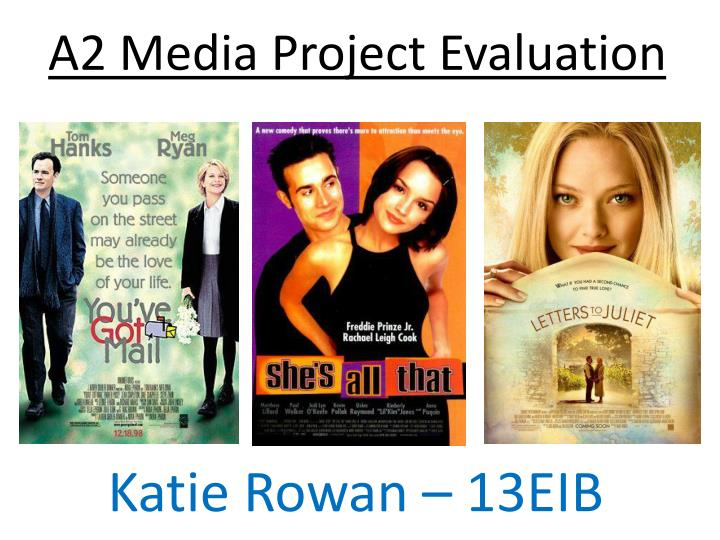 a2 media project evaluation n.