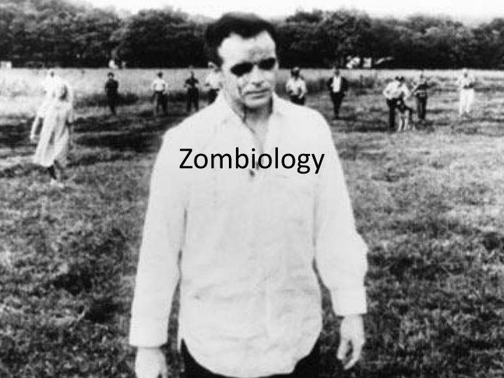 zombiology n.