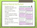 instructional activity4