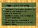 assessment activity1