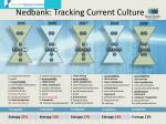 nedbank tracking current culture