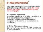 2 neurobiology