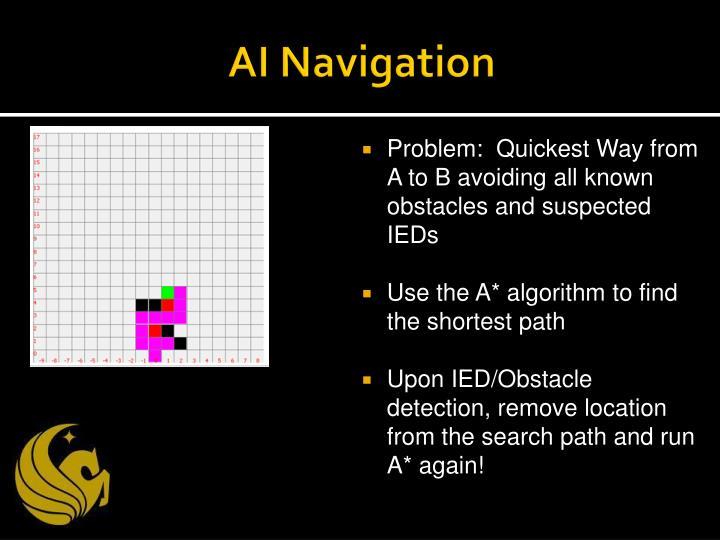 AI Navigation