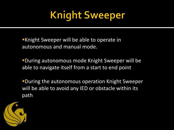 Knight Sweeper