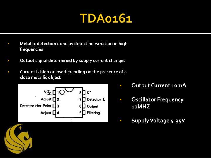TDA0161
