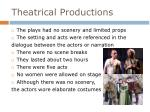 theatrical productions1