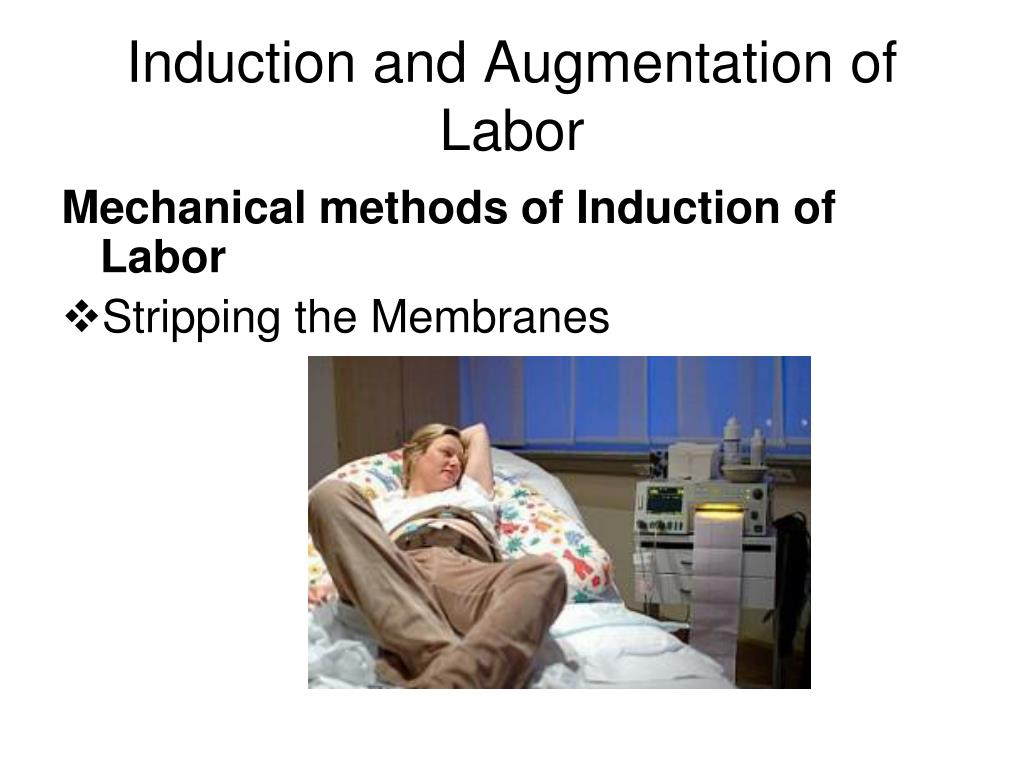 PPT - Cervical Ripening and Induction/Augmentation of ...