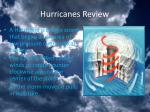 hurricanes review