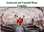 southwark and vauxhall water company1