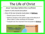the life of christ2