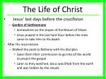 the life of christ4