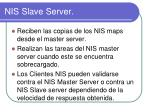 nis slave server