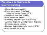 protocolo de servicio de internetworking1