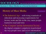 history of mass media1