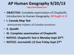 ap human geography 9 20 13 http mrmilewski com