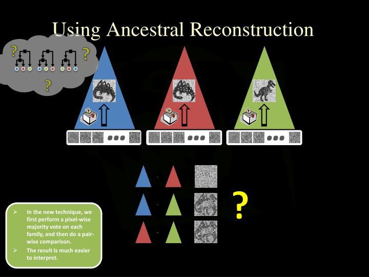 Using Ancestral