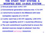 the study test system a modified ieee 118 bus system1