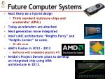 future computer systems