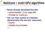 multicore multi gpu algorithms1