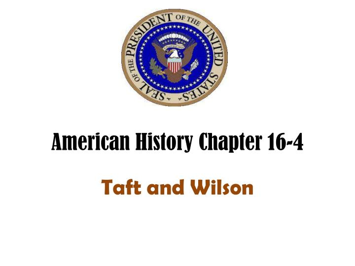 american history chapter 16 4 n.