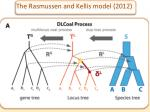 the rasmussen and kellis model 20122