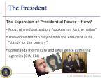 the president5