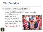 the president7