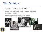 the president8