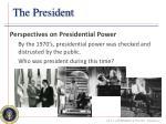 the president9