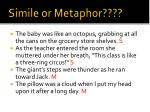 simile or metaphor1