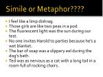 simile or metaphor2