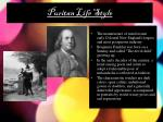 puritan life style3